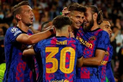 PRVA POBJEDA BARSELONE Pike konačno donio radost Kataloncima