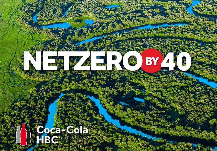 ZAŠTITA KLIME Coca-Cola HBC se obavezuje na nultu emisiju gasova staklene bašte do 2040.