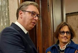 ODLIKOVANJE ČUVENOM GLUMCU Vučić spremio orden za Džonija Depa koji će primiti na Dan državnosti Srbije