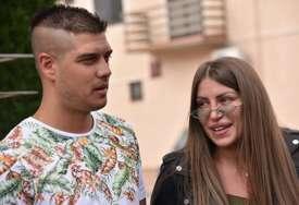 """""""Hoću da te pustim, a NE MOGU"""" Dejan Dragojević doživio emotivni slom, Dalila mu briše suze (FOTO)"""