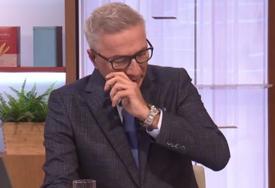 Od bola mu zadrhtao glas: Dejan Pantelić se slomio u emisiji zbog smrti Marka Živića