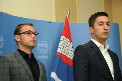 Dogovorili se Stanivuković i Ilić: Odbornici većine će predložiti projekte koje će biti finansirani iz emisije obveznica
