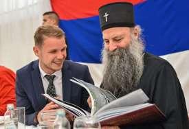 """""""Sve ono što želimo drugim narodima, neka se desi nama"""" Stanivuković razgovarao sa patrijarhom Porfirijem"""