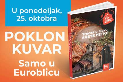 """EuroBlic"" vam POKLANJA KUVAR: Uživajte u prazničnoj gozbi"