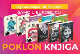 """""""EUROBLIC"""" DARUJE Obogatite kućnu biblioteku knjigom iznenađenja"""