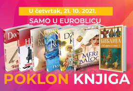 """""""EUROBLIC"""" DARUJE Obogatite kućnu biblioteku s još jednom poklon knjigom"""