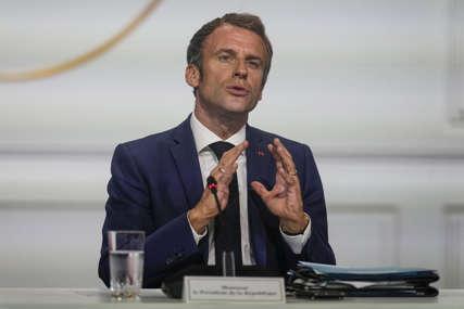 Cilj obnova veze između Amerike i Francuske: Blinken i Makron o pojačanoj saradnji evropskih država