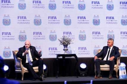 FIFA NA ODUSTAJE Venger razgovara sa selektorima o prvenstvu svake dvije godine