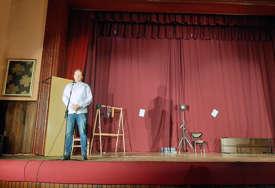 """U Kulturnom centru """"Ivo Andrić"""" u Višegradu otvoren 20. Festival omladinskih pozorišta Republike Srpske (FOTO)"""