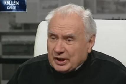 """UMRO IVO ŠTIVIČIĆ Autor čuvene serije """"Kuda idu divlje svinje"""" i dobitnik velike nagrade"""
