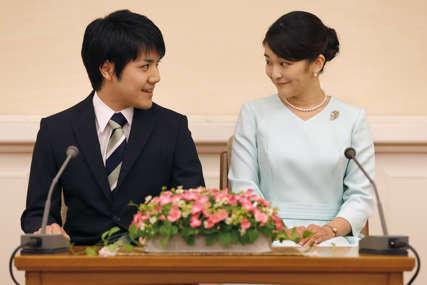 """Odriče se kraljevskog statusa: Japanska princeza udaje se za """"običnog"""" građanina"""
