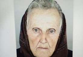 TRAGIČAN EPILOG POTRAGE Pronađeno tijelo Kose Stupar (82), za kojom se danima tragalo