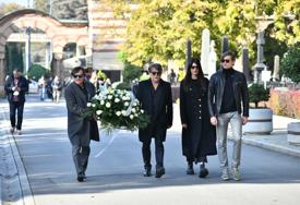"""""""Zbogom Petre Pane"""" Bjelin govor na sahrani Marka Živića prekidale suze i jecaji (VIDEO)"""