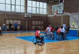 """""""Socijalna inkluzija je neophodna"""" Bijeljina domaćin prvog kola Balkanske lige košarke u kolicima (FOTO)"""