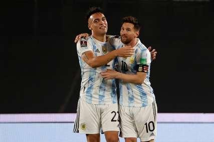 MESI REKORDER Argentinac popravio svoj učinak u reprezentaciji