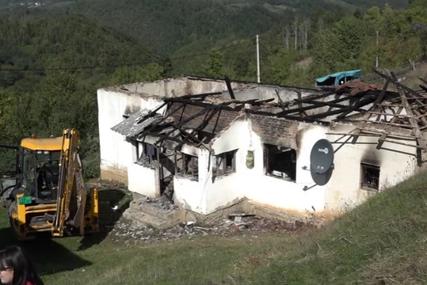 """Majica na meni se zapalila"" Dok je Milanu gorila kuća ostavio je sve da spase porodicu"
