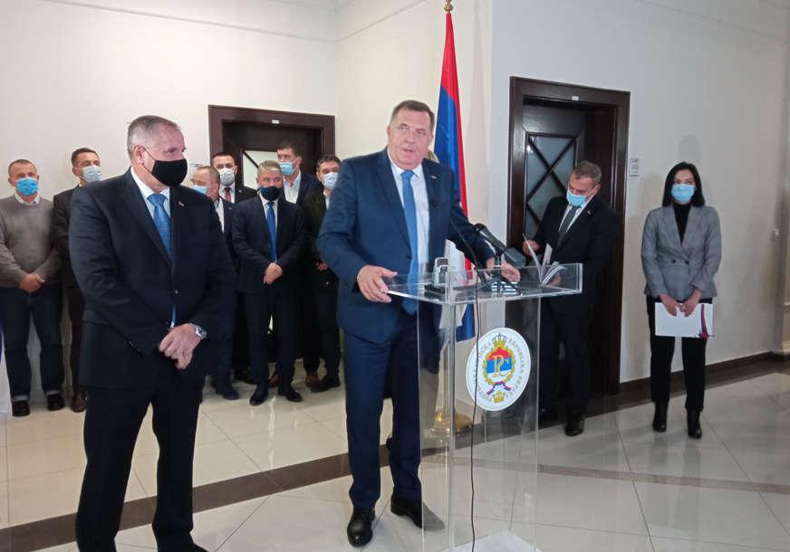 """""""Zolak može da se preseli u FBiH"""" Dodik tvrdi da od kraja iduće sedmice Agencija za lijekove neće djelovati u Srpskoj"""