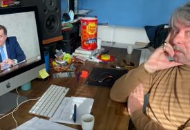 """Manjifiko začuđeno gledao Dodikovu izjavu o nastanku pjesme """"Pukni zoro"""" (VIDEO)"""