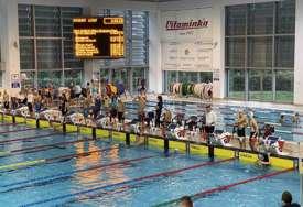ZAVRŠENO PRVENSTVO REPUBLIKE SRPSKE Učestvovalo pet klubova,  plivači Borca najuspješniji