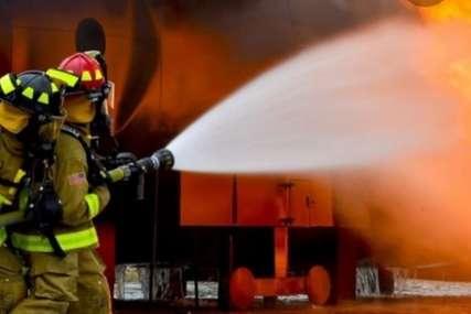 Nije mu bilo spasa: Muškarac izgorio u požaru