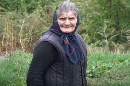 Baka Radovanka (73) zimi se kupa na hladnoći ispred kuće: Namučena starica za života želi samo da prespava u toplom (VIDEO)