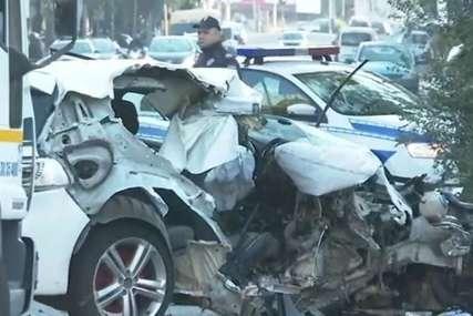 Detalji stravične nesreće: Vraćali se sa žurke, Pavle vozio sa probnom dozvolom i u alkoholisanom stanju