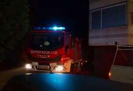Detalji buktinje u Tesliću: Vatra iz kamina zahvatila fotelju, pa ZAPALILA STAN (VIDEO)