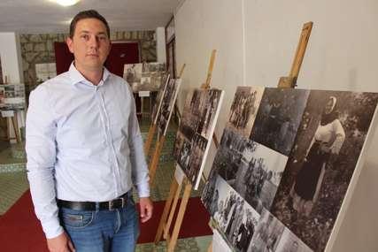 IZLOŽBOM OŽIVJELI BARDAČU Seoske uspomene na međuratnim fotografijama (FOTO)