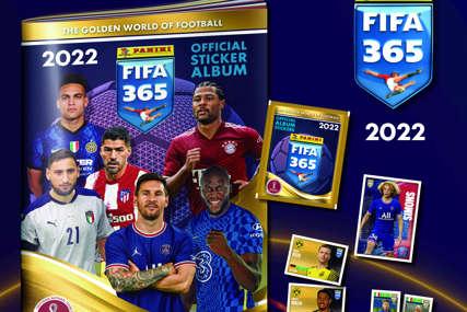 """SAMO DANAS """"Euroblic"""" čitaocima poklanja album """"FIFA 365 2022"""""""