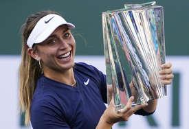 PAMTI BEOGRAD Mlada teniserka krči put ka slavi