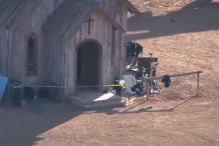 PRVI SNIMCI SETA Boldvin upucao koleginicu na snimanju scene u improvizovanoj crkvi (VIDEO)