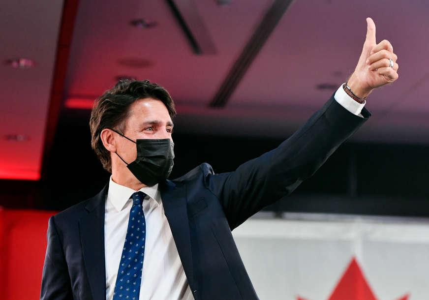 Nedavno ponovo izabran: Kanadski premijer Trudo rekonstruiše vladu 25. oktobra