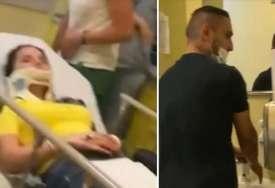 Potukli se naočigled prisutnih na zabavi: Darko Lazić i Barbara nakon tuče hitno primljeni u kliniku, a OVO JE RAZLOG SKANDALA (FOTO)