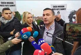 """""""Vratio sam se jači nego ikada"""" Davor Dragičević, otac ubijenog Davida, stigao u Sarajevo"""