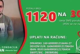 Dušan (27) treba pomoć dobrih ljudi: Mladić se dvije godine bori sa opakom bolešću, pomozimo mu da se vrati normalnom životu