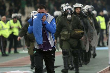 GORI KARAISKAKIS Sjajna podrška navijača Olimpijakosa (VIDEO)