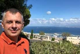 """""""Pozdrav iz Haife"""" Radojičić pokazao ljepote Izraela, a evo zašto je tamo otputovao (FOTO)"""