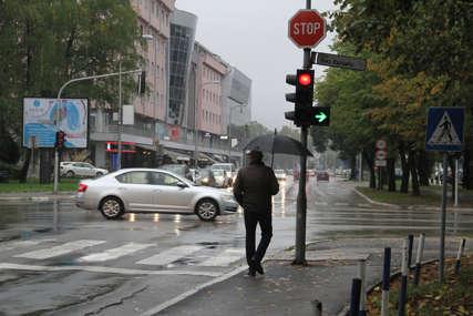 DANAS OBLAČNO I HLADNO Slaba kiša padaće na istoku, tokom večeri uglavnom vedro