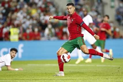 EVROPSKI REKORDER Ronaldo ispred Ramosa po broju utakmica za reprezentaciju