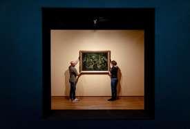 """AKVAREL """"GOMILA PŠENICE"""" Na aukciji slika Van Goga koju su zaplijenili nacisti"""