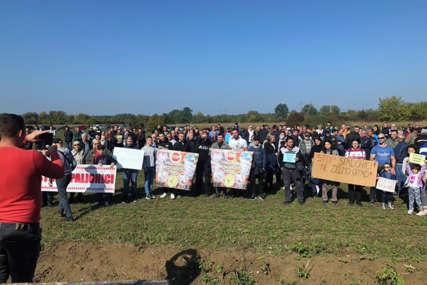 Oglasilo se ministarstvo nakon protesta mještana: Nije izdata dozvola za spalionicu u naselju Mrtvice
