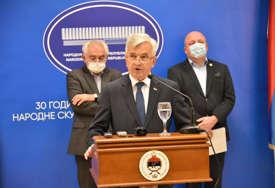 OBILJEŽAVANJE JUBILEJA Čubrilović otvorio izložbu povodom tri decenije parlamenta Srpske