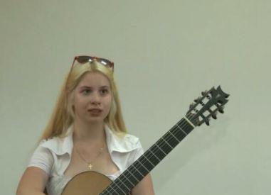 Olivera (16) je pravi virtuoz na gitari: Djevojčica posjeduje 85 nagrada, od toga čak 60 za osvojeno PRVO MJESTO