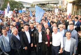 SAT OTKUCAVA Sprema li opozicija novi protest