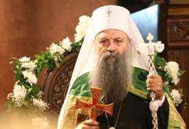 Patrijarh Porfirije u Banjaluci: U Srpskoj se desilo čudo, vjera se probudila iz pepela (FOTO)