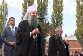 """Patrijarh Porfirije poručio narodu """"Čuvajte pravoslavnu vjeru, ona je uvod u ljubav"""""""