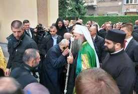 Patrijarh Porfirije stigao u Istočno Sarajevo: Sa načelnicima o izgradnji hramova