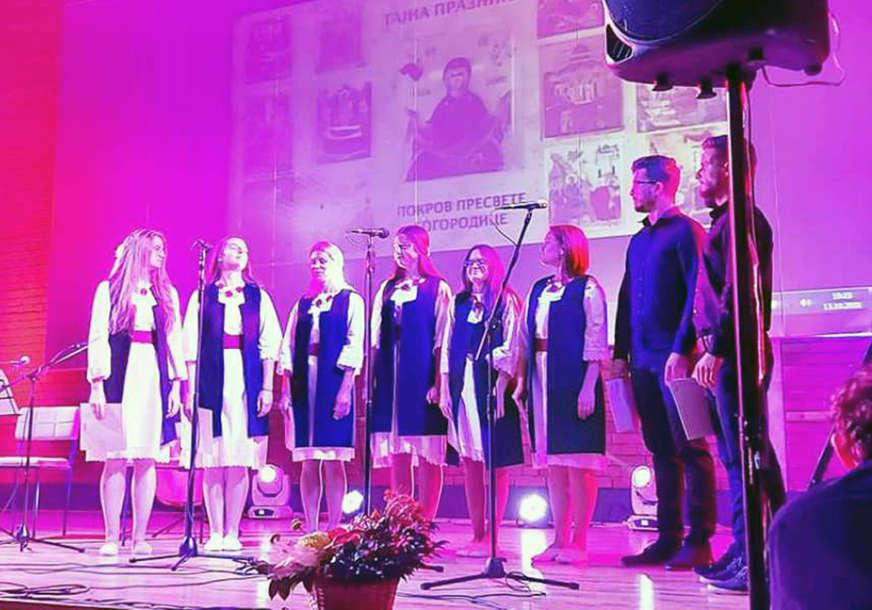 Pokrovska akademija, uvod u krsnu slavu opštine Brod