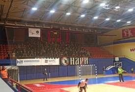 EHF POKRENUO ISTRAGU Borcu prijeti kazna zbog skandiranja navijača