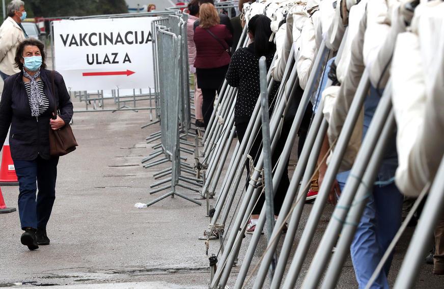 SKORO 150.000 LJUDI U Kantonu Sarajevo imunizovano 43,5 odsto stanovnika